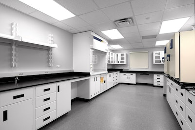 Hillsborough County's Lab Renewal Project Puts a Premium on Durability