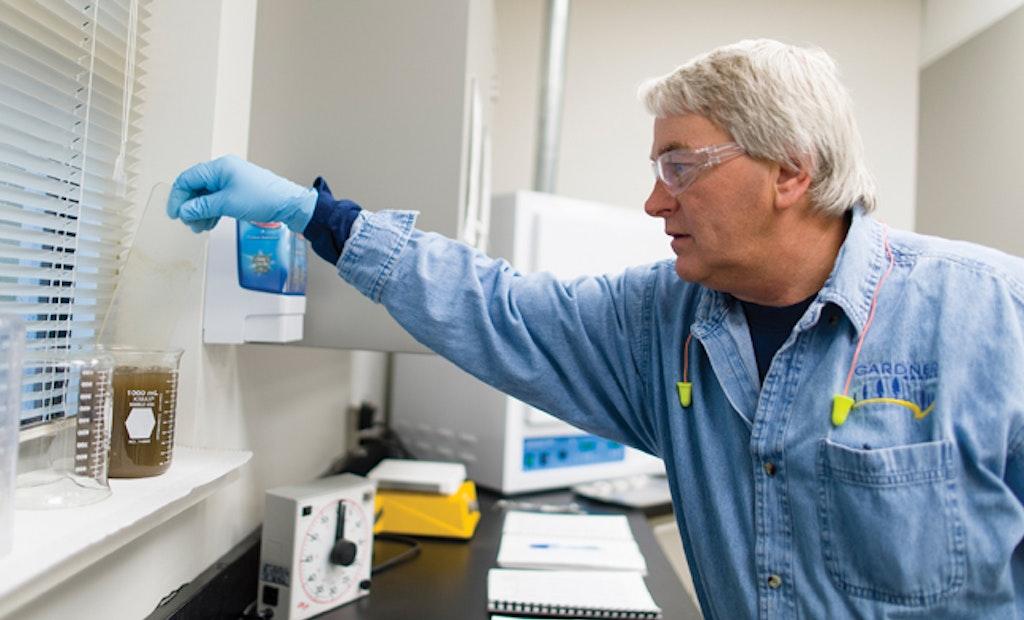 Using Molecular Diagnostics for Wastewater Monitoring