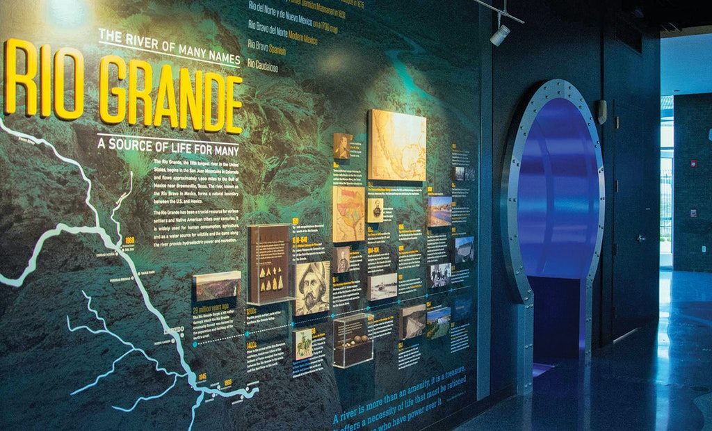A Laredo Museum Helps Educate Children From Schools, Scout Troops and Other Organizations