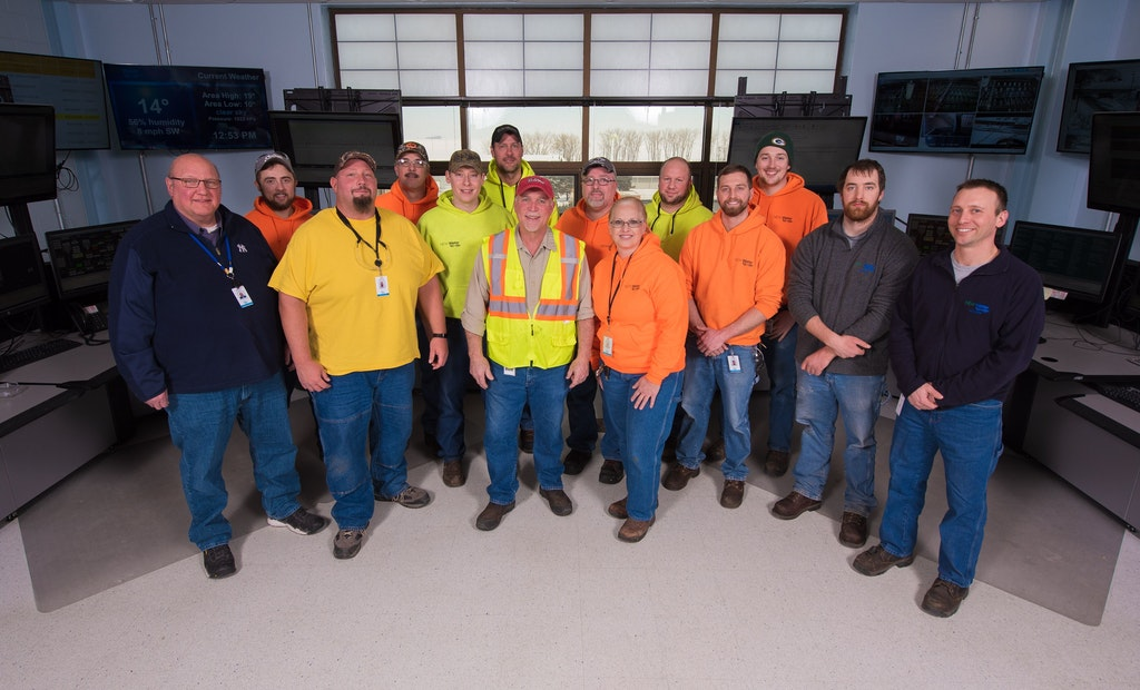A Cool Career: ​Craig Lawniczak Retires After 43 Years at Green Bay WWTP