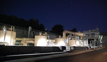 LED lights making inroads as treatment plants seek savings