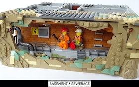 Vote to Support the First Sewer-Themed LEGO Design