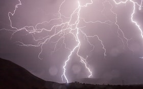 Ohio Plant Floods After Lightning Hits Switchgear
