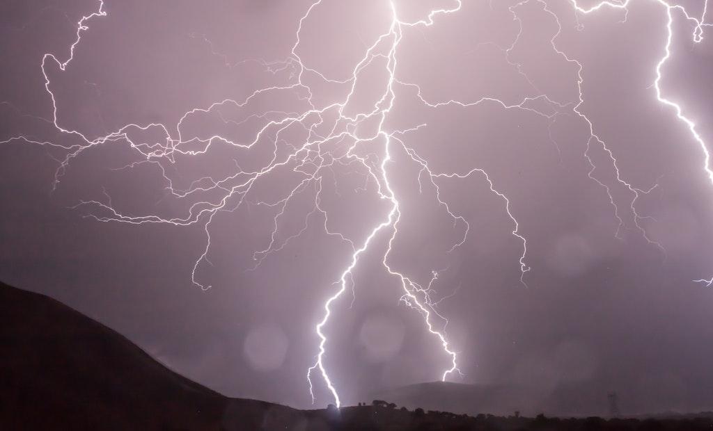 Ohio Plant Floods After Lightning Hits Switchgear