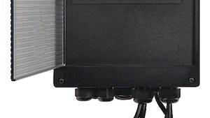 LMI Pumps LIQUITRON 7000 Series metering pump controller