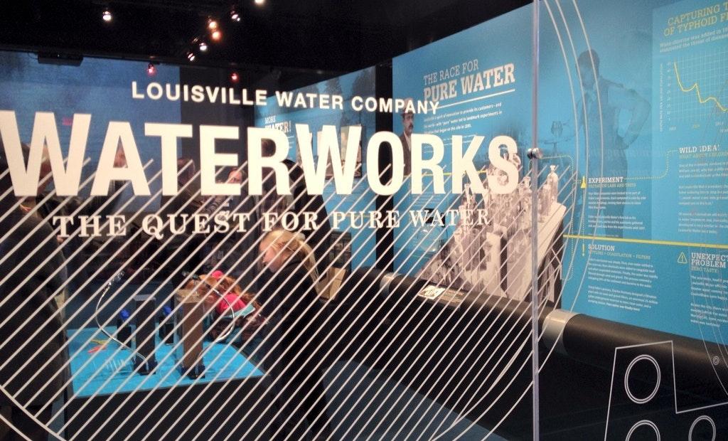 Louisville Water's History Project In the Spotlight