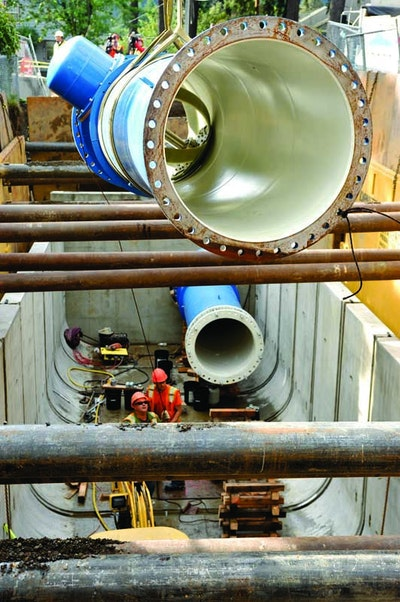 Water Pipe Power: Using Hydroturbines to Harvest Energy