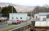 Skiing Visitors Bring Peaks and Valleys in Flow for the Clean-Water Plant in the Resort Community of Ludlow