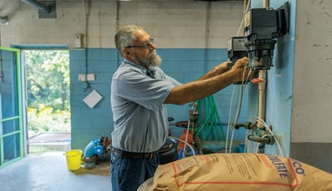 The Craigsville Water Plant Team Pulls Together to Tackle Challenges and Steadily Improve the Process