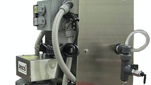 Chemical/Polymer Feeding Equipment - Lutz-JESCO America Corp. LJ-Polyblend Polymer System