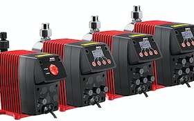 Metering Pumps - Lutz-JESCO America MEMDOS SMART Series