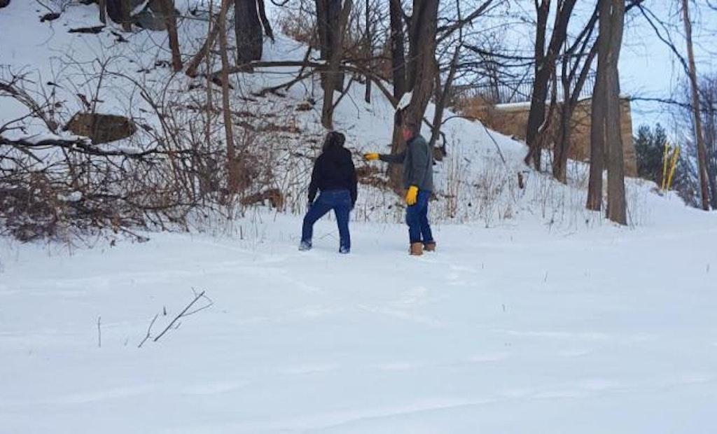 Wisconsin Water Utility Assists University Fox-Tracking Effort