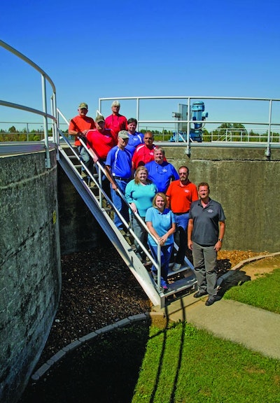 A Kentucky Plant Achieves An Award-Winning Run Without A Lost-Time Accident