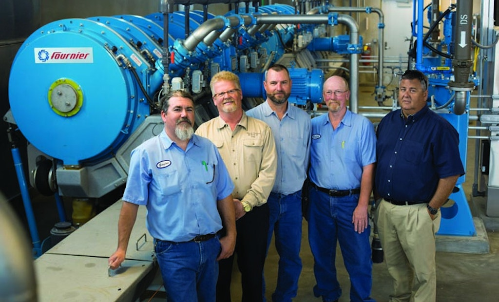 An Iowa Team Masters A New Plant's Biological Nutrient Removal Process