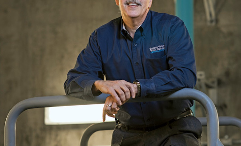 How Getting an Operator's Perspective Helped This WWTP Designer