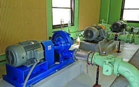 Efficient Pumps And VFDs Bring Fast Payback On A Rhode Island Plant Upgrade