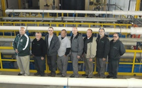 Disinfection changeover at Missouri water plant