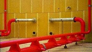 Aeration Equipment - Mass Transfer Systems jet aeration system