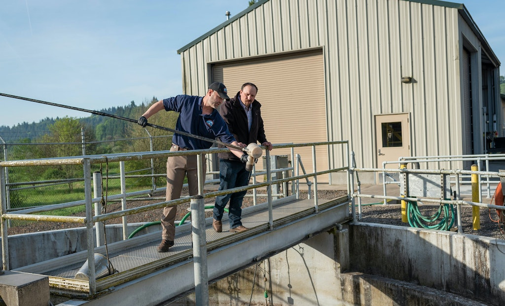 Matt Jenkins Takes Pride in Getting the Most From the Clean-Water Plants He Operates and Building Strong Teams