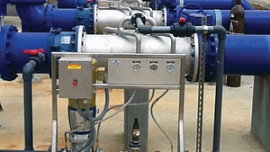 Aeration Equipment - Mazzei Injector Company In-line Aeration System