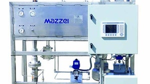 Ozonation Equipment/Systems - Mazzei Injector Company ozone contacting skids