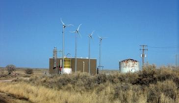 Turbines Stand Tall