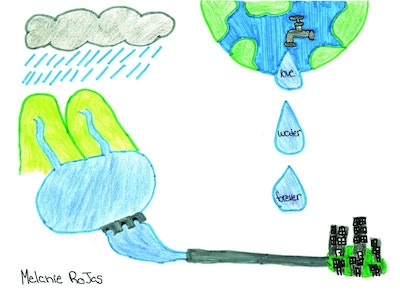 An Art And Poetry Contest Helps Teach New York City Students About The Value Of Water