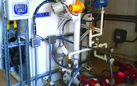 Chemical/Polymer Feeding Equipment - Lime feed system