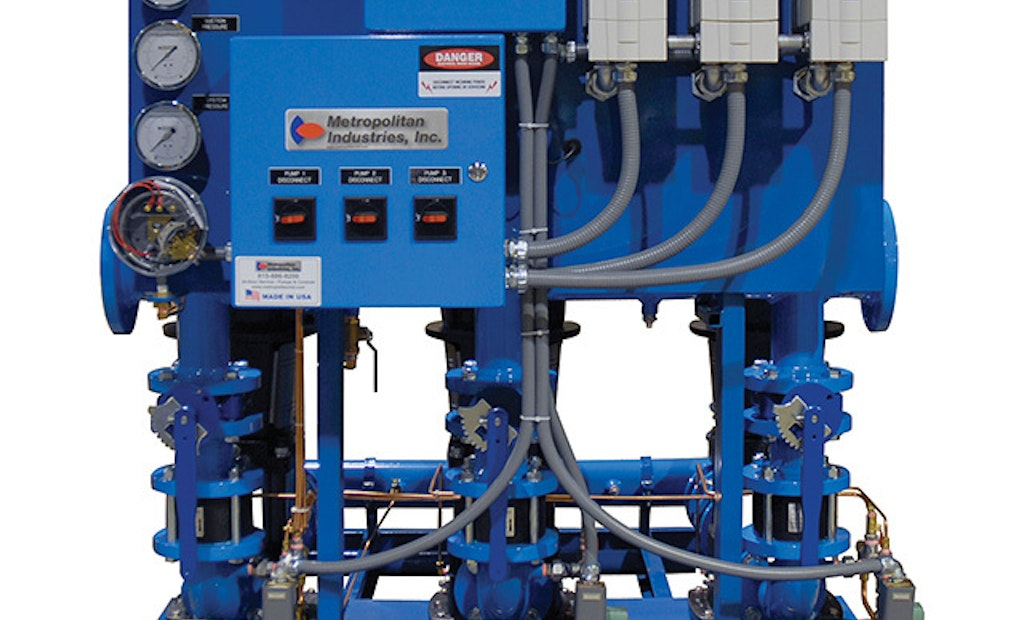 Pump Controller Integrates Operations in Simple-to-Use System