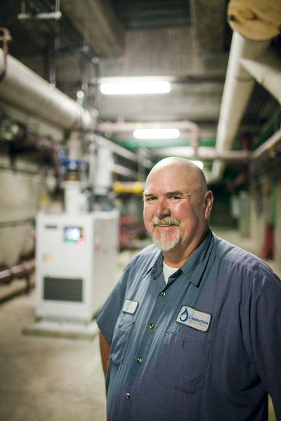 Cross-Training and In-House Improvement Projects Help the Carpinteria (California) Sanitary District Keep Quality Up, Costs Down