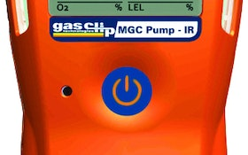 Portable Multi Gas Detector Developed for Confined Space Entry