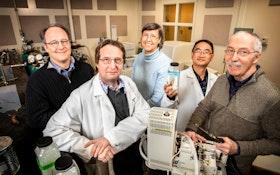 Microplastic Contamination Found in Fractured Limestone Aquifers