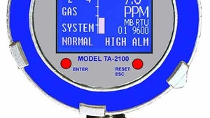Gas/Odor/Leak Detection Equipment - Mil-Ram Technology TA-2100