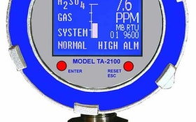 Gas/Odor/Leak Detection Equipment - Mil-Ram Technology TA-2100