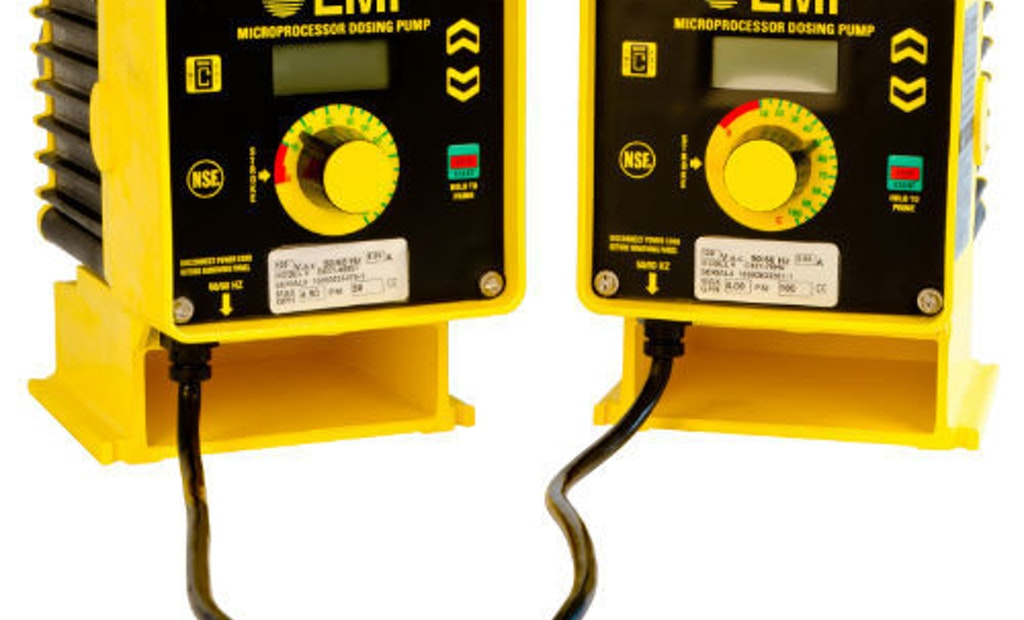 Series B and C Metering Pumps Bring Legendary Reliability