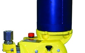 Metering Pumps - Milton Roy MACROY Series