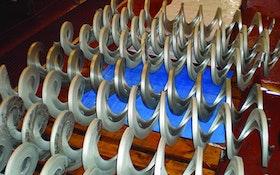 Screw Conveyors - ML Spirals Screw Conveyor