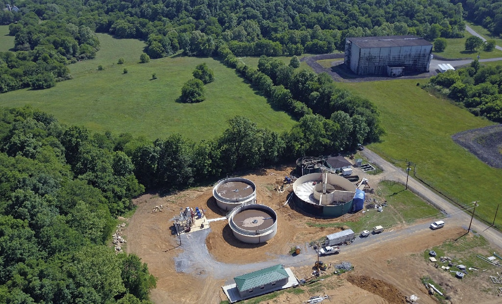 Finding a Productive Package for a Wastewater Plant Upgrade