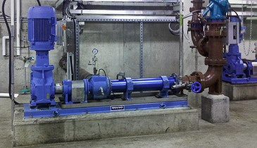 Hamilton Chooses Urethane Stators to Increase Pump Life