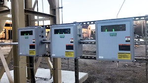 Gas/Odor/Leak Detection Equipment - MSA Safety H2S Scrubber Monitoring System