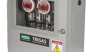 MSA Safety TriGas Monitoring System