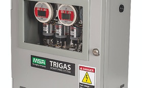 MSA Safety TriGas Monitoring System