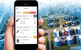 Mobile Sensor Management from Hach keeps operations running smoothly