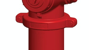 Mueller Water Products Super Centurion fire hydrant