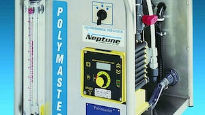 Chemical/Polymer Feeding Equipment - Neptune Chemical Pump Company Polymaster