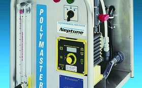 Chemical/Polymer Feeding Equipment - Neptune Chemical Pump Company Polymaster