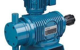 Neptune Chemical Pump Company diaphragm metering pump