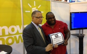 Operator Wins New Orleans Employee of the Year Award
