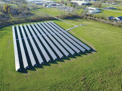 An Ohio City Uses the Sun to Revive a Brownfield and Power Its Treatment Plant