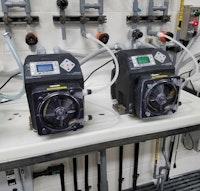 Coastal Oregon City Successfully Incorporates Peristaltic Dosing Pumps in New Water Treatment Facility
